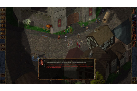 Baldur's Gate: Enhanced Edition review | PC Gamer