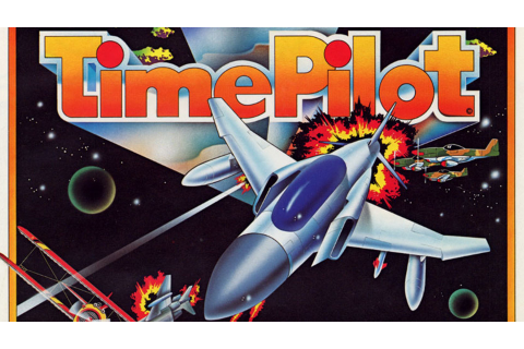 Classic arcade game Time Pilot heading to Switch next week ...
