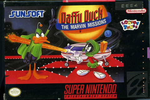 Retro Review: Daffy Duck: The Marvin Missions | FLG