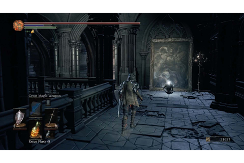 Dark Souls 3: Lothric Castle walkthrough - Polygon