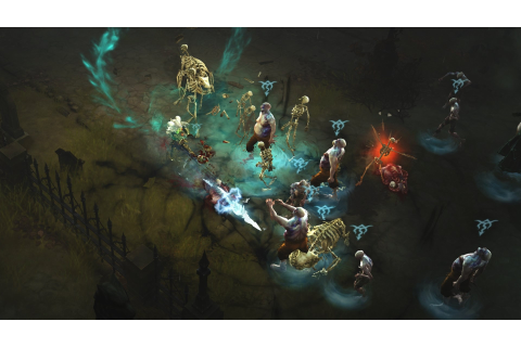 Preview: Diablo III: Rise of the Necromancer — A new way ...