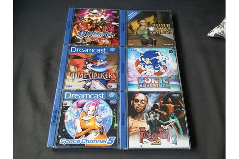Sega Dreamcast - Appreciation and Emulation Thread - Page ...