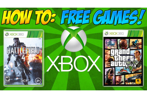 How To Get FREE Xbox 360 Marketplace Games! - YouTube
