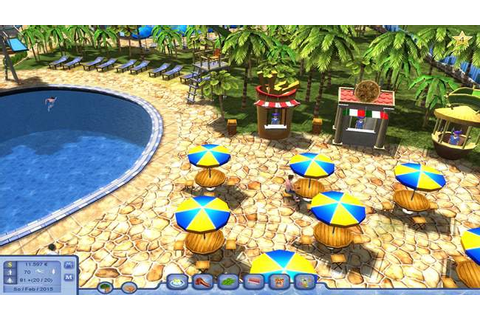 Water Park Tycoon on Qwant Games