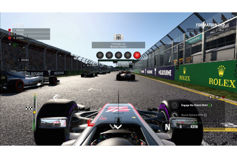 F1 2017 for Xbox One review: Finally, a Formula One game ...