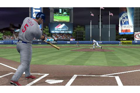 MLB® 07 The Show™ Game | PSP - PlayStation