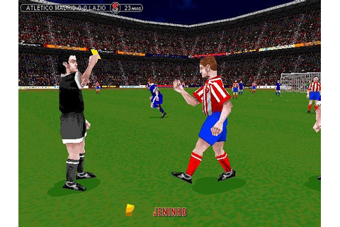The Great Sensible Soccer Swindle