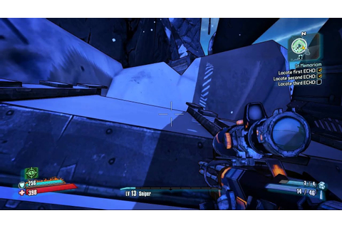 Borderlands 2 PC - In Memoriam - ECHO Device 3 location ...
