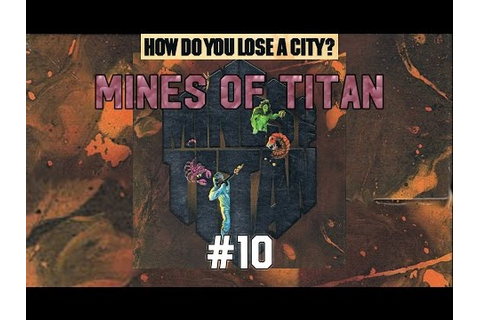 Mines of Titan Walkthrough - Profiting in Progeny - Part 8 ...