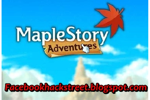 All Free Facebook Game Cheats 2014 !: Maple Story ...