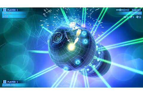 'Geometry Wars 3: Dimensions' for iOS — Tools and Toys