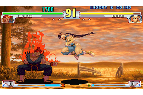 Street Fighter III 3rd Strike - Fight for the Future (US) ROM