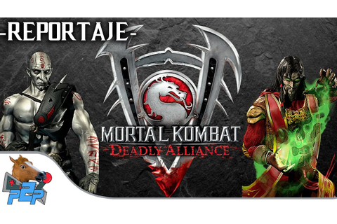 Mortal Kombat: Deadly Alliance - el regreso del fatality ...