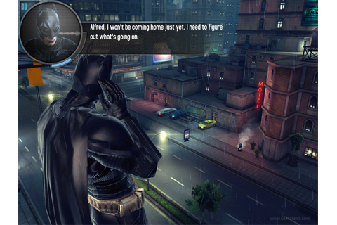 XperiA GamE ArenA (Arc S PrO): The Dark Knight Rises HD v1.1.3