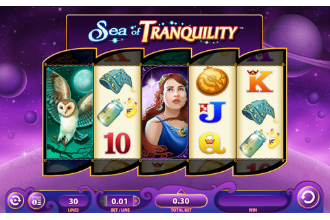 Sea Of Tranquility Slots Review - Online Slots Guru