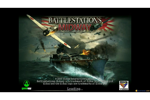 Battlestations: Midway gameplay (PC Game, 2007) - YouTube