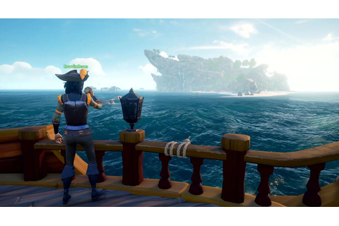 Xbox One's 'Sea Of Thieves' Is No More Than 10% Of A ...