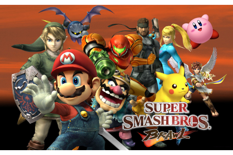 Super Smash Bros. Brawl Full HD Wallpaper and Background ...