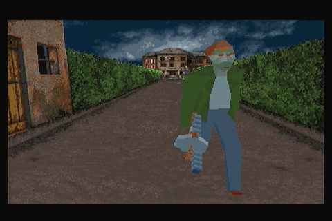 Alone in the Dark 2 Screenshots for 3DO - MobyGames