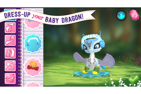 Ever After High™: Baby Dragons - Android Apps on Google Play