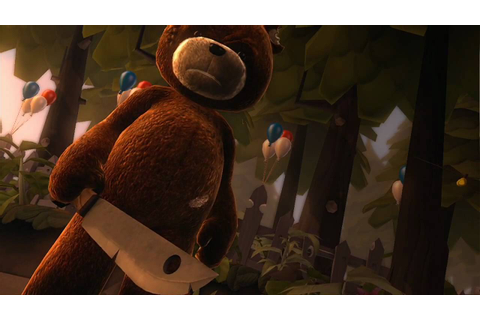 Naughty Bear | OFFICIAL launch trailer XBox 360 - YouTube