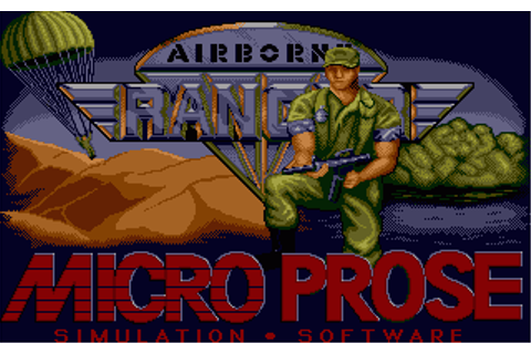 Airborne Ranger (game) - Retro Legends