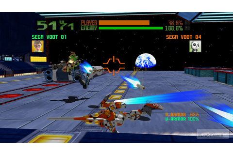 Cyber Troopers Virtual On Oratorio Tangram • Eurogamer.net