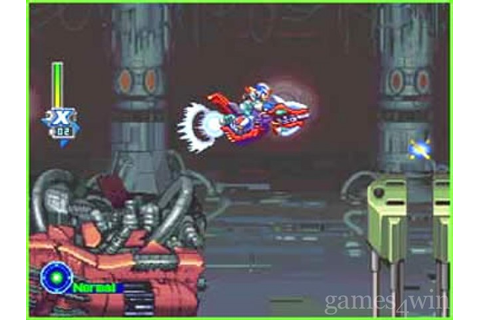 Mega Man X5 Download on Games4Win