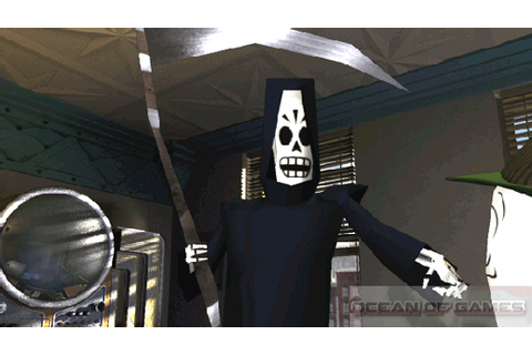 Grim Fandango Remastered Free Download - Ocean Of Games