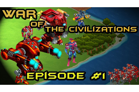 Social Wars Movie - War of the Civilizations Episode #1 ...