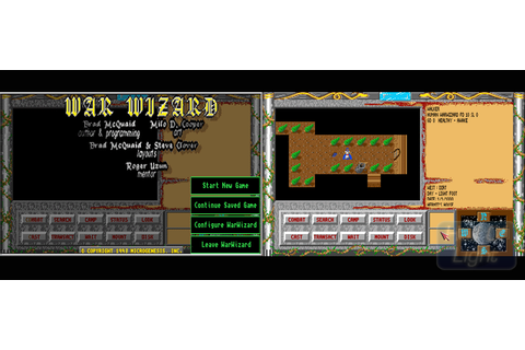 War Wizard : Hall Of Light – The database of Amiga games