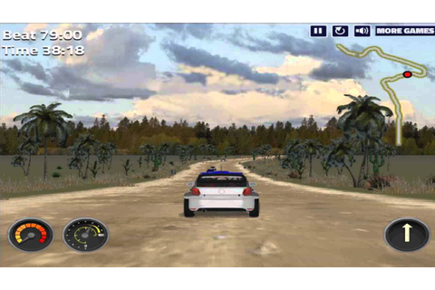Play Super Rally Challenge 2 Game Free Online - YouTube