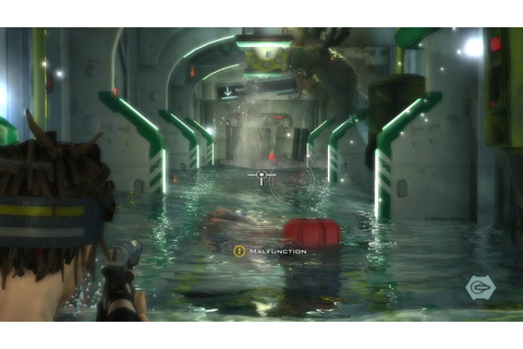 Hydrophobia Prophecy (2011) ~ Gaming Zone