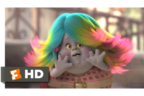 Trolls (2016) - I'm Coming Out! Scene (7/10) | Movieclips ...