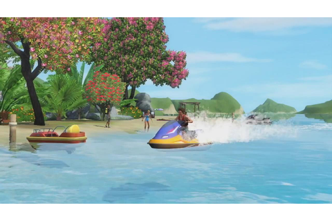FREE DOWNLOAD GAME The Sims 3 Island Paradise 2013 FULL ...
