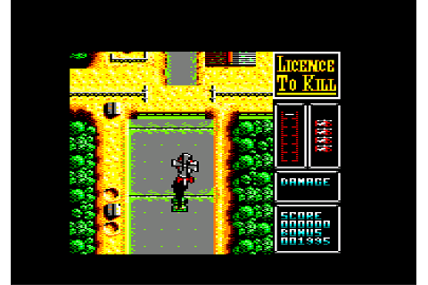 007: Licence to Kill Screenshots for Amstrad CPC - MobyGames