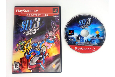 Sly 3 Honor Among Thieves game for Playstation 2 | The ...
