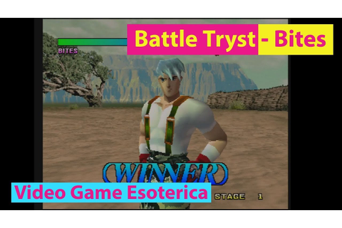 Battle Tryst - Bites Gameplay - 3DO M2 - Video Game ...