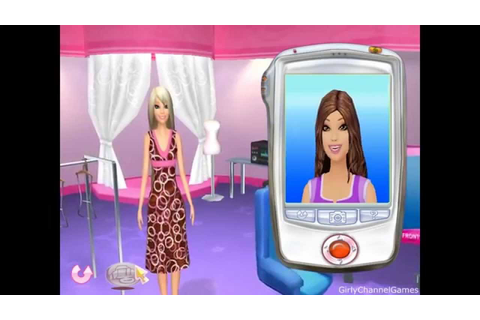 Barbie Fashion Show - An Eye for Style game PC Episode 3 ...
