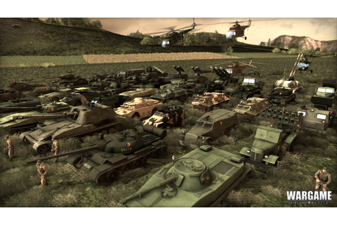 Wargame AirLand Battle - Has the charm of an add-on but at ...
