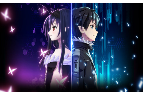Accel World vs. Sword Art Online Save Game | Manga Council