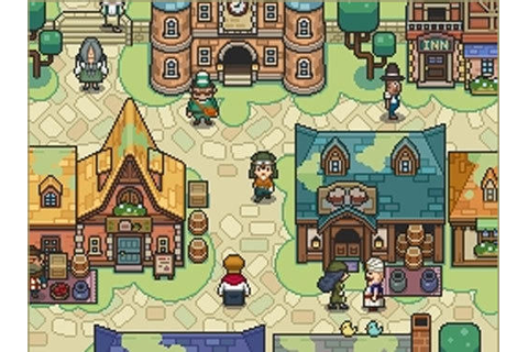 Fantasy Life [DS - Cancelled / Beta] - Unseen64