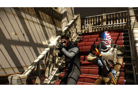 Payday 2 Crimewave Edition Gaming Wallpapers And Trailer ...