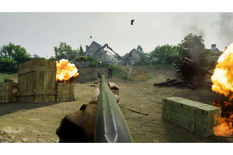 Medal of Honor: Above and Beyond GAMEPLAY Trailer Oculus ...