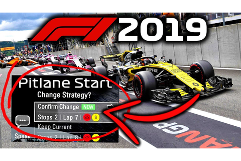F1 2019 Game | 10 MORE THINGS WE WANT IN F1 2019 CAREER ...