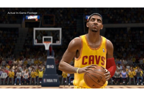 NBA LIVE 14 - Cover Athlete: Actual In-Game Footage | Did ...