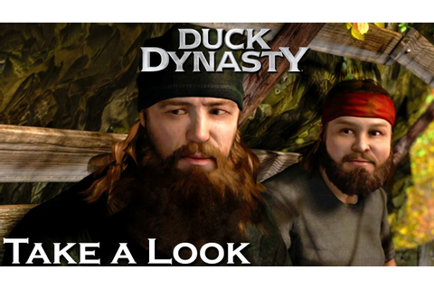 Duck Dynasty - X360 PS3 Gameplay (XBOX 360 720P) Take a ...