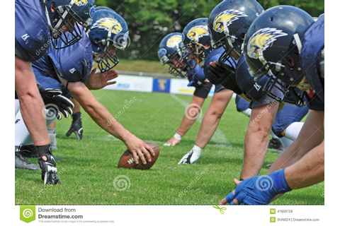 American Football Game Editorial Stock Photo - Image: 41809758