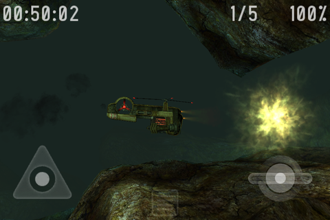 Gyro13 – Steam Copter Arcade HD review (iOS / Universal ...