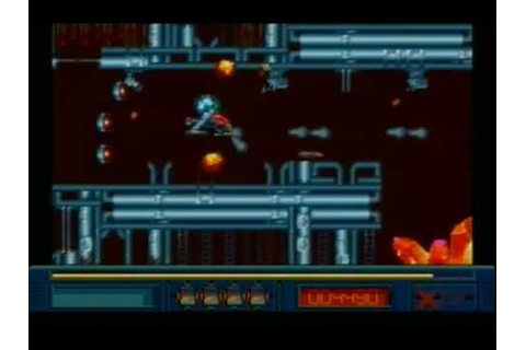 X-OUT (AMIGA - FULL GAME) - YouTube